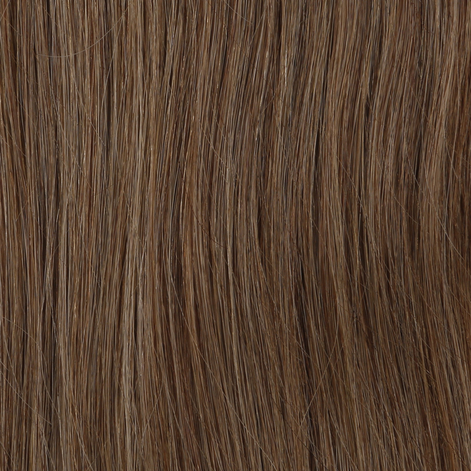 Clip in Hair Extension - Chestnut Brown 8