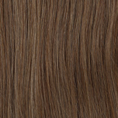 Clip in Hair Extension - Chestnut Brown 8 - Volletta