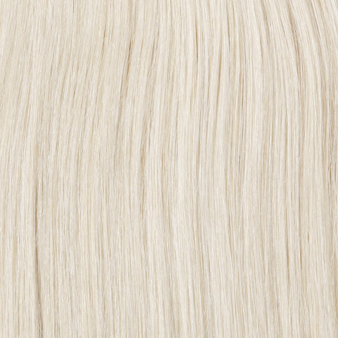 Clip in Hair Extension - Bleach Blond 60