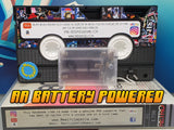 Mighty Morphin Power Rangers Retro VHS Lamp