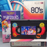 The Aristocats Retro VHS Lamp