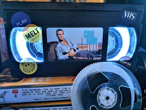 Cool Hand Luke Retro VHS Lamp