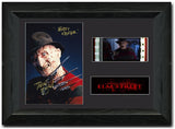 Nightmare on Elm Street - Freddy 35mm Framed Film Cell Display