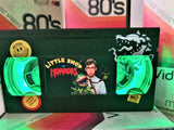 Little Shop Of Horrors Retro VHS Lamp With Art Work