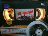 The Wild One Retro VHS Lamp