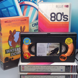 Watership Down Retro VHS Lamp