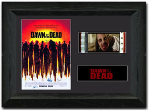 Dawn Of The Dead 35mm Framed Film Cell Display