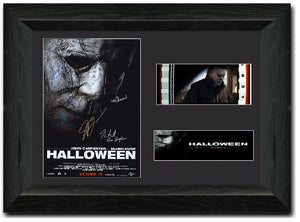 Halloween 35mm Framed Film Cell Display
