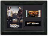Once Upon A Time In Hollywood S1 35mm Framed Film Cell Display Signed