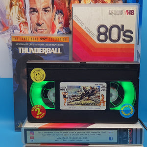 Thunderball Retro VHS Lamp
