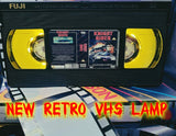 Knight Rider Retro VHS Lamp