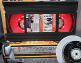 Trainspotting Retro VHS Lamp