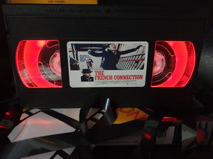 The French Connection Retro VHS Lamp