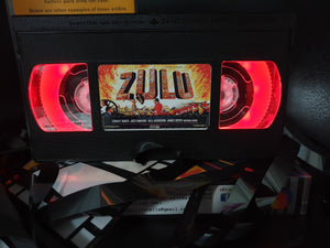 Zulu Retro VHS Lamp
