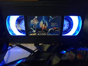 Tron Retro VHS Lamp