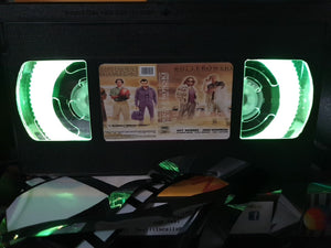 The Big Lebowski Retro VHS Lamp