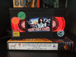 Night of the Comet Retro VHS Lamp