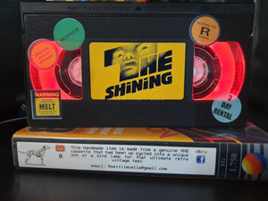 The Shining Retro VHS Lamp