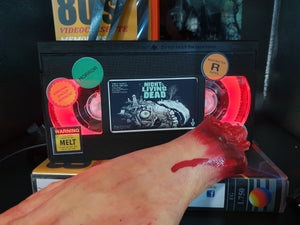 Night of the Living Dead Retro VHS Lamp