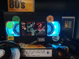The Wailing Retro VHS Lamp