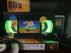 The Wizard Of Oz Retro VHS Lamp