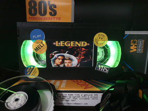 Legend Retro VHS Lamp