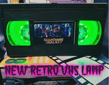 Guardians Of The Galaxy Retro VHS Lamp