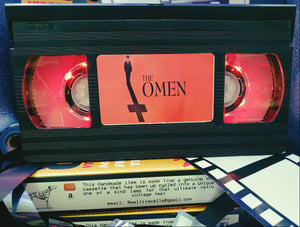 The Omen Retro VHS Lamp