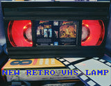 Raiders of the Lost Ark Retro VHS Lamp