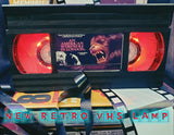 An American Werewolf in London Retro VHS Lamp