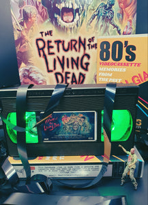 Return Of The Living Dead Retro VHS Lamp
