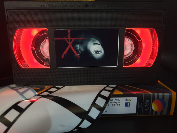 The Blair Witch Project Retro VHS Lamp