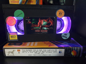 From Beyond Retro VHS Lamp