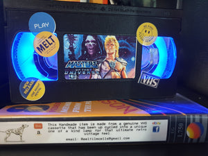 Masters of the Universe Retro VHS Lamp