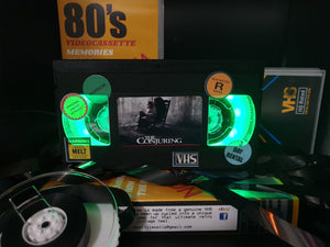 The Conjuring Retro VHS Lamp