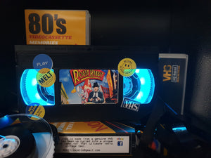 Who Framed Roger Rabbit Retro VHS Lamp