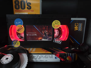 Willow Retro VHS Lamp