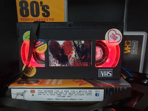 My Bloody Valentine Retro VHS Lamp