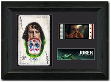 Load image into Gallery viewer, Joker 35mm Framed Film Cell Display S3