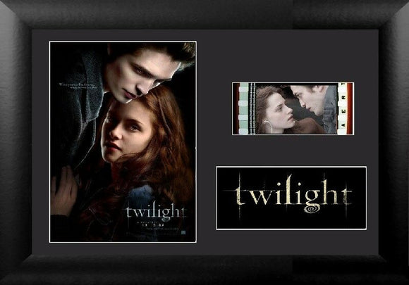 Twilight (2008) 35mm Framed Film Cell Display