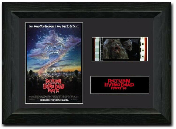 Return of the Living Dead Part II 35mm Framed Film Cell Display