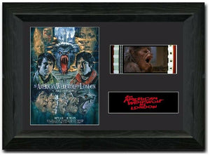 An American Werewolf in London 35mm Framed Film Cell Display