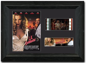 L.A. Confidential 35mm Framed Film Cell Display
