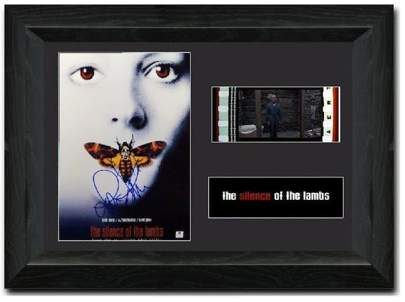 The Silence of the Lambs 35mm Framed Film Cell Display