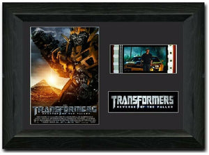 Transformers: Revenge of the Fallen 35mm Framed Film Cell Display