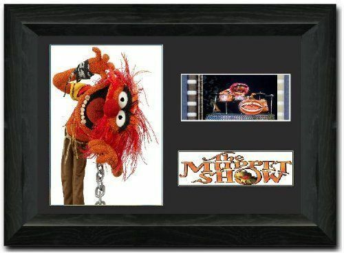 Animal Muppets 35mm Framed Film Cell Display
