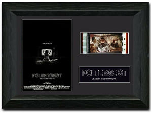 Poltergeist 35mm Framed Film Cell Display
