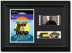 Day of the Dead 35mm Framed Film Cell Display