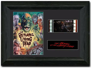 The Return of the Living Dead 35mm Framed Film Cell Display