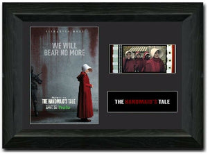 The Handmaid's Tale S2 35mm Framed Film Cell Display